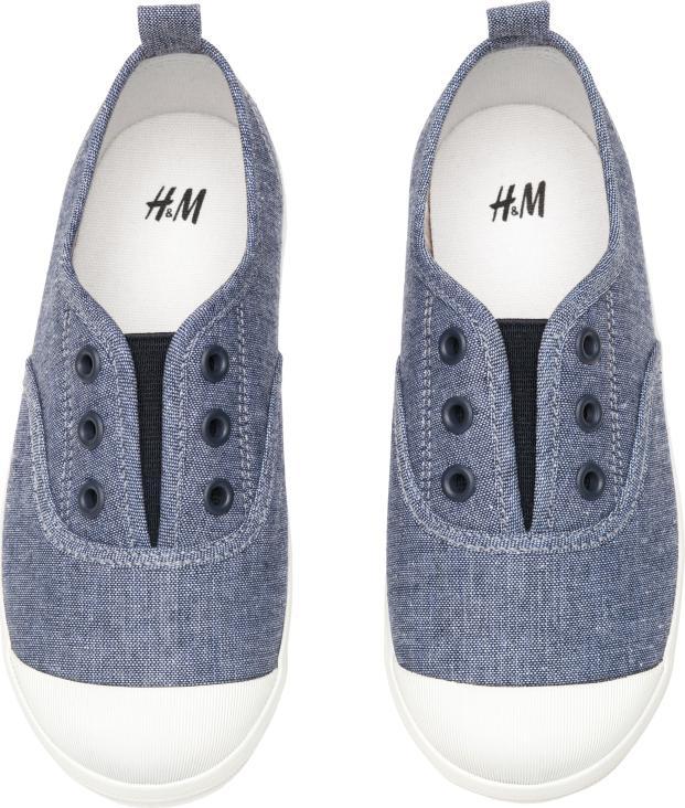 Отзыв на Сникерсы из Интернет-Магазина H&M