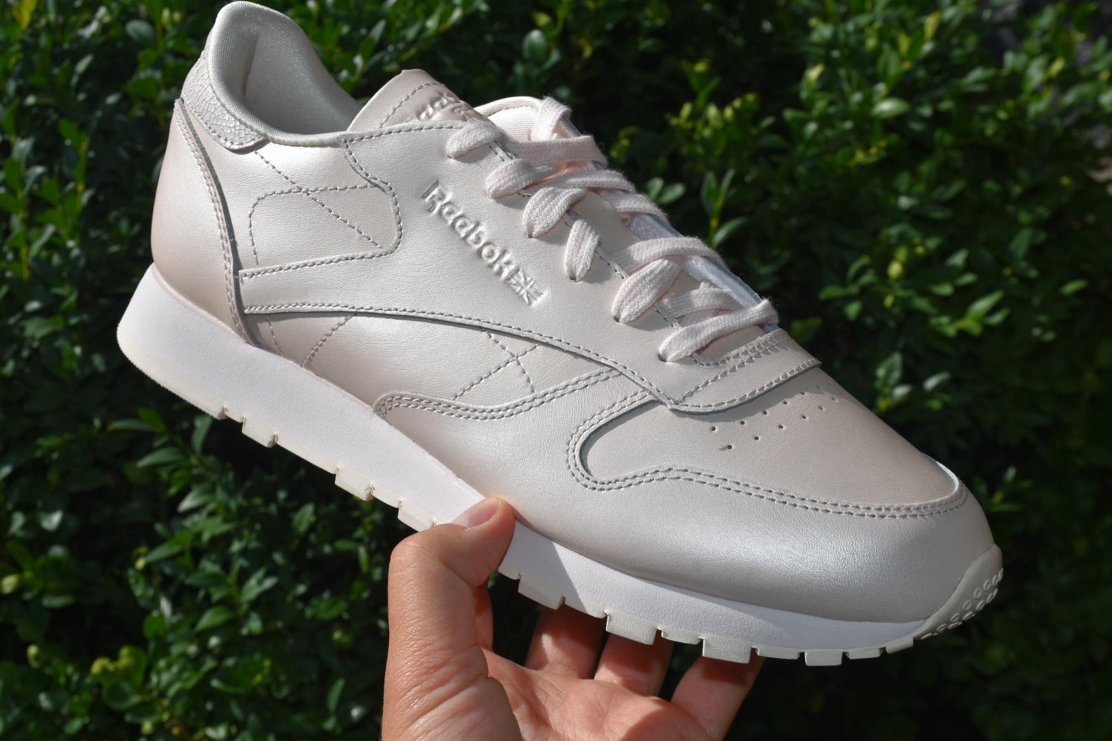 Отзыв на Шкіряні кросівки Reebok из Интернет-Магазина MANGO Outlet