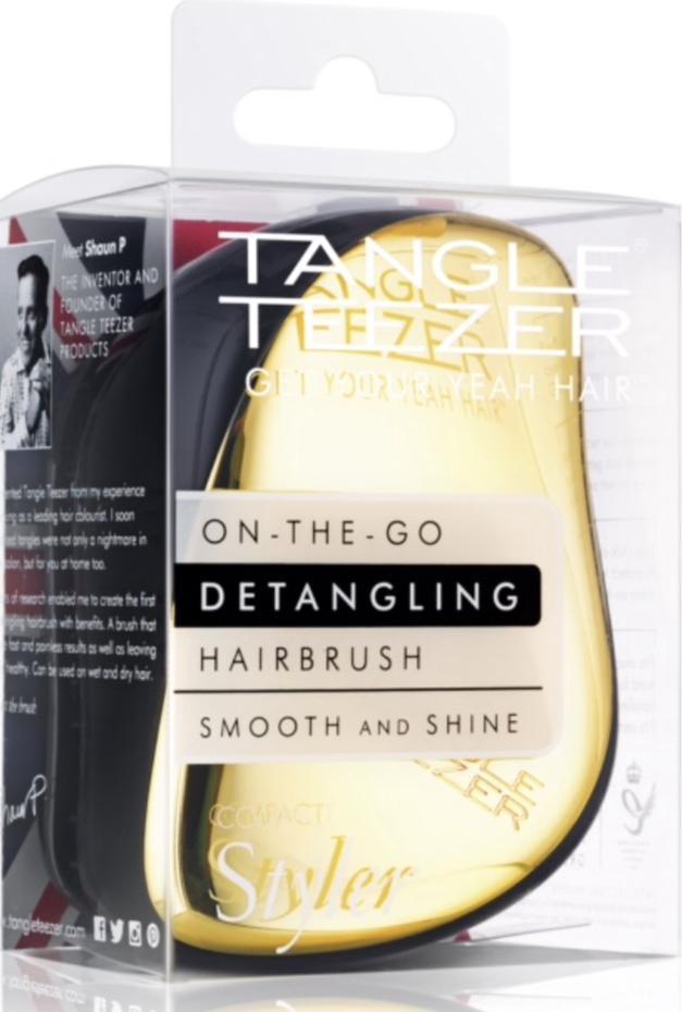 Отзыв на Tangle Teezer Компактный Стайлер из Интернет-Магазина Notino