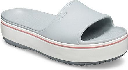 Отзыв на Crocband™ Platform Slide из Интернет-Магазина Crocs