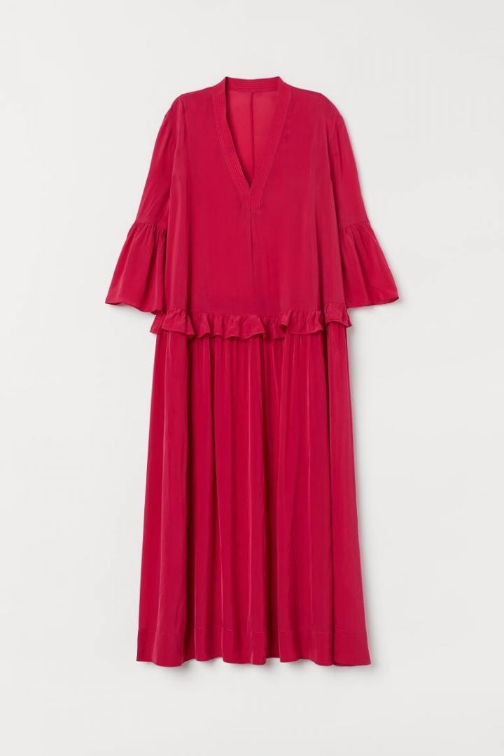 Отзыв на Свободное платье из Интернет-Магазина H&M