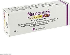 Отзыв на NEURODERM Pflegecreme 100 g из Интернет-Магазина Pharmeo