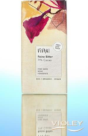 Отзыв на Vivani Feine Bitter 71% Cacao из Интернет-Магазина Violey
