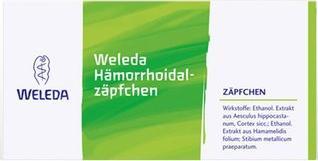 Отзыв на Weleda Hämorrhoidalzäpfchen из Интернет-Магазина Shop-apotheke