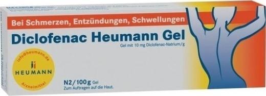 Отзыв на DICLOFENAC Heumann Gel 100 g из Интернет-Магазина Best-arznei