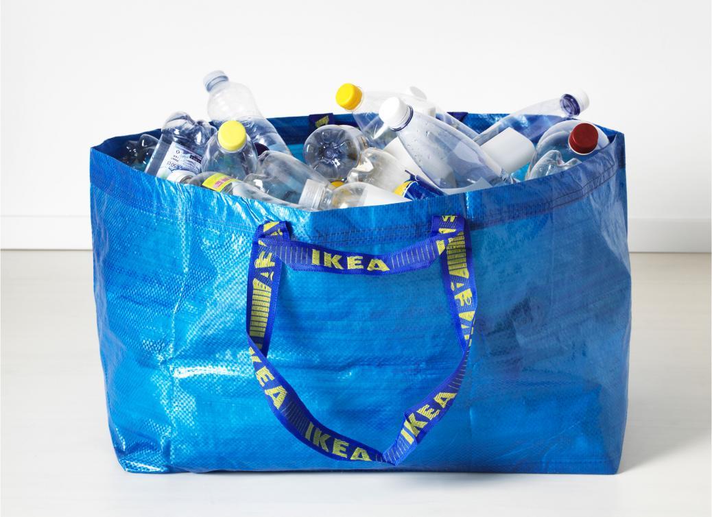 Отзыв на Доставка Сумка большой, синий, л 71 из Интернет-Магазина IKEA
