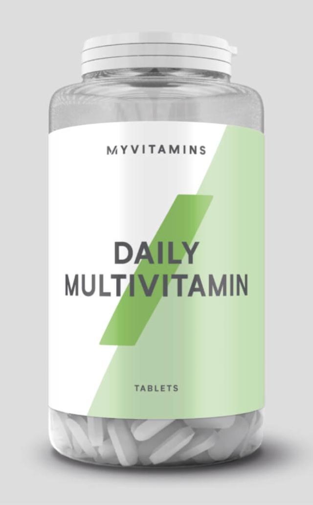 Отзыв на Ежедневный мультивитамин из Интернет-Магазина myprotein