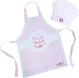 Отзыв на Knorrtoys Sweet & Easy - Enie Bakes - Фартук для готовки + шляпа шеф-повара 38007 из Интернет-Магазина Spar Toys