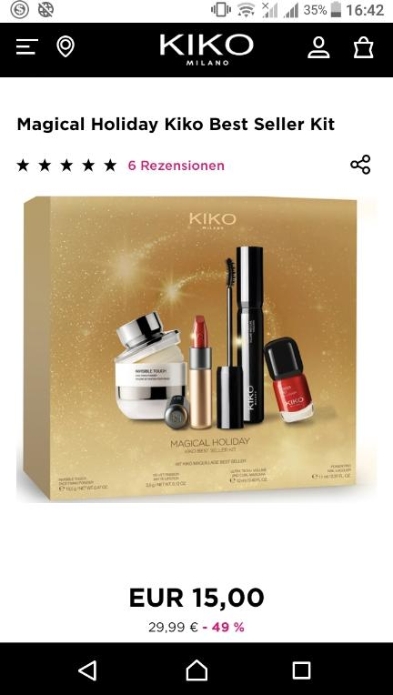Отзыв на 30 Days Extension - Night Treatment Booster из Интернет-Магазина Kikocosmetics