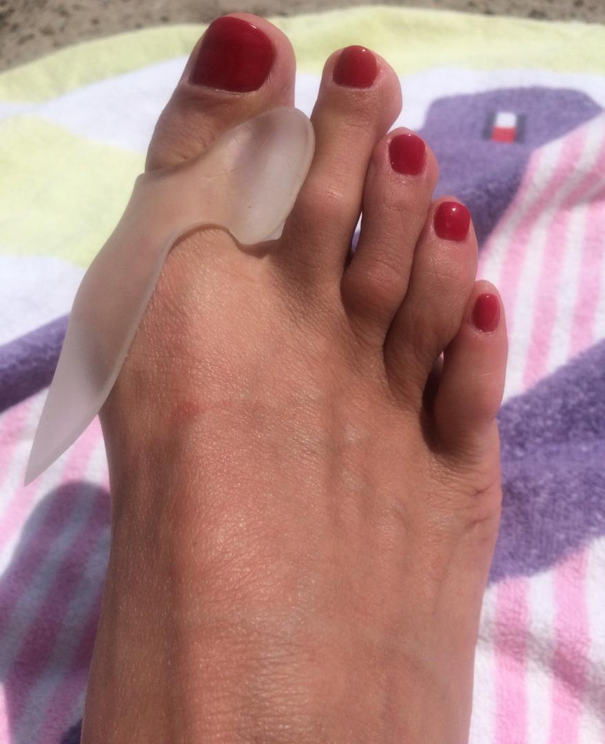 Отзыв на GEHWOL Мяч подушка с Рассекатели пальца ноги 1 Ст из Интернет-Магазина Meine-onlineapo