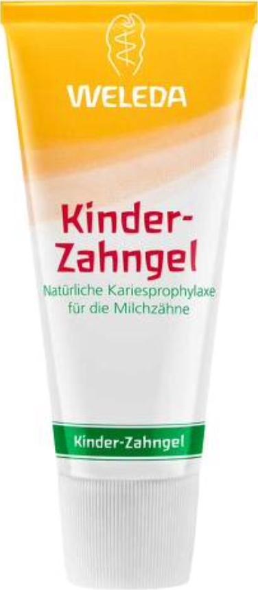 Отзыв на Weleda Kinder-Zahngel из Интернет-Магазина Pharmeo