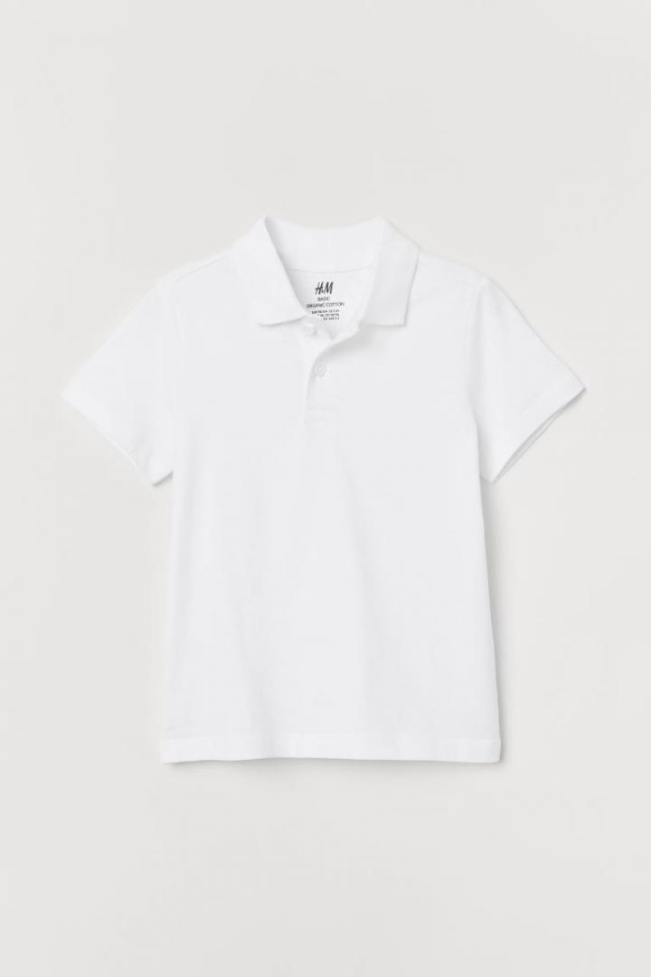 Отзыв на Рубашка поло из Интернет-Магазина H&M