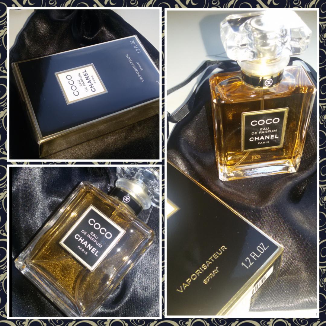 Отзыв на Шанель Коко парфюмированная вода РАСПЫЛИТЕЛЬ из Интернет-Магазина Flaconi