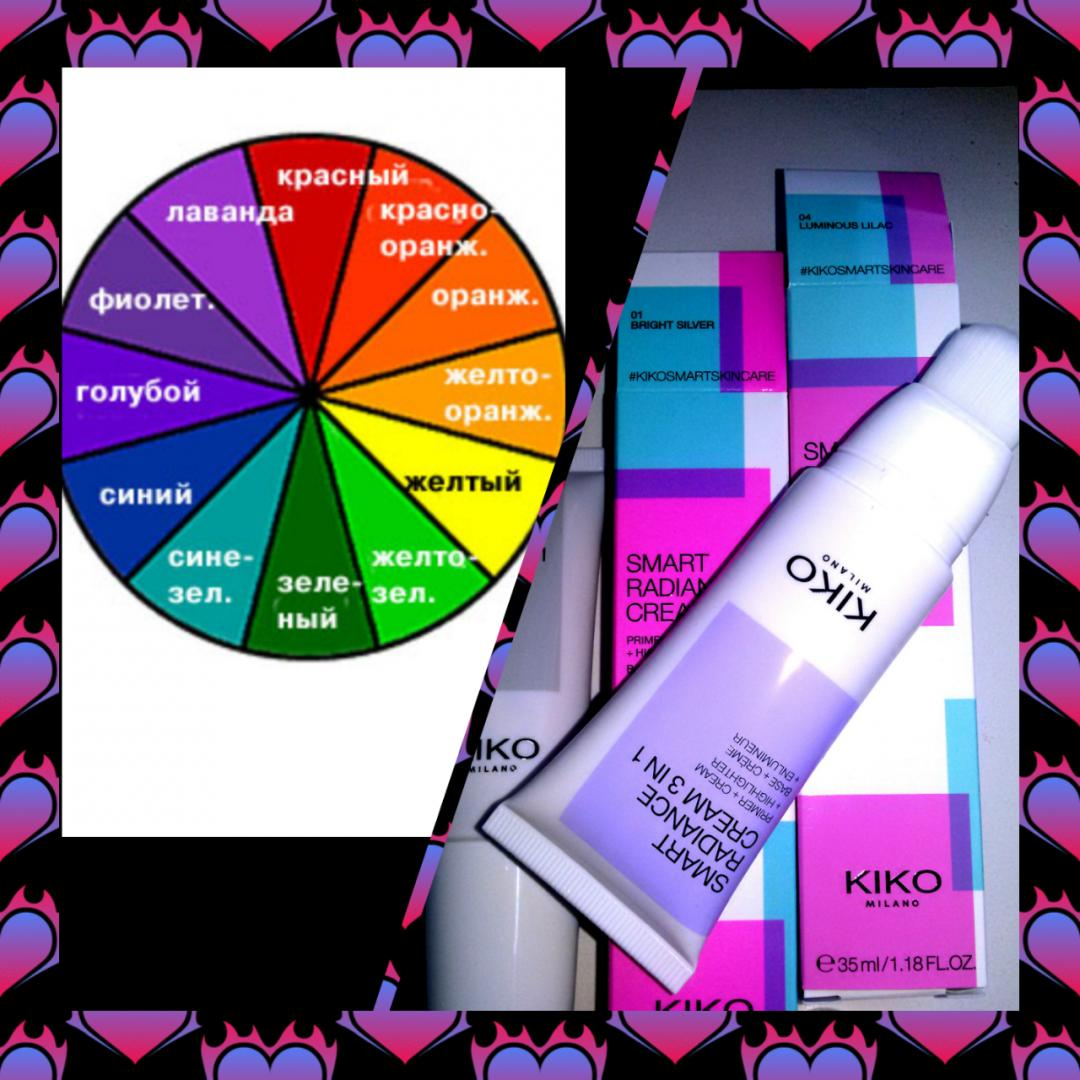 Отзыв на smart radiance cream 04 из Интернет-Магазина Kikocosmetics
