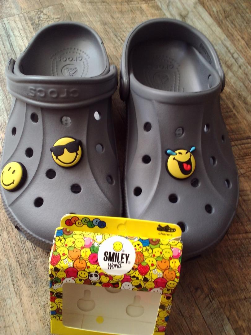 Отзыв на Crocs 3го-комплект: Jibbitz