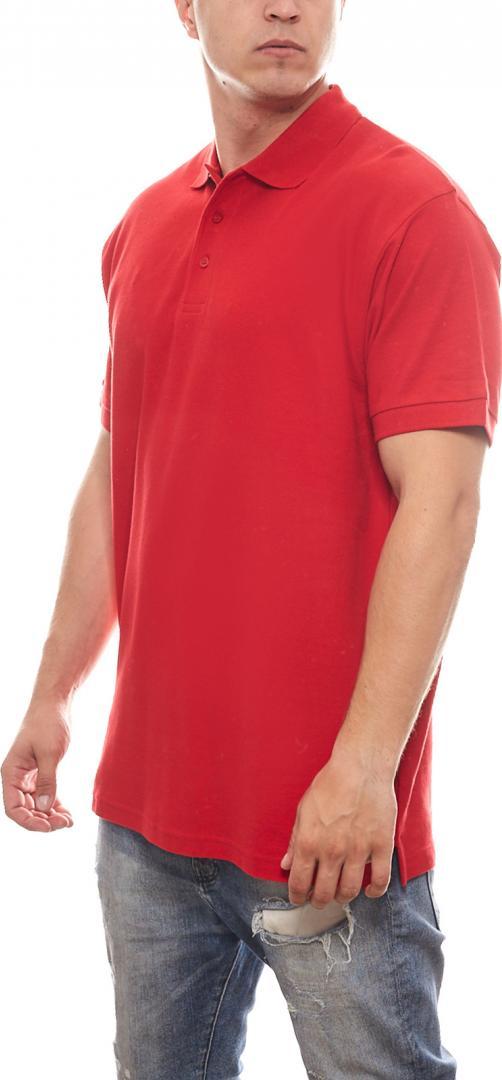 Отзыв на JINGHAM Herren Poloshirt Rot из Интернет-Магазина Outlet46