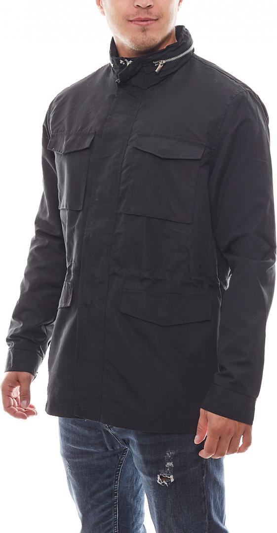 Отзыв на Подшипник 157 мужская куртка легкие Переход куртка Астон Черный из Интернет-Магазина Outlet46