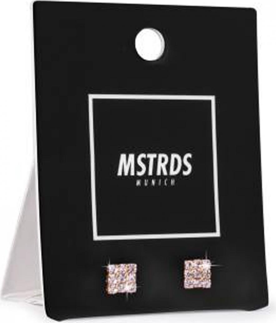 Отзыв на MasterDis Серьги благородный Серьги-Латунь с Горный Хрусталь-Камешек Золото из Интернет-Магазина Outlet46