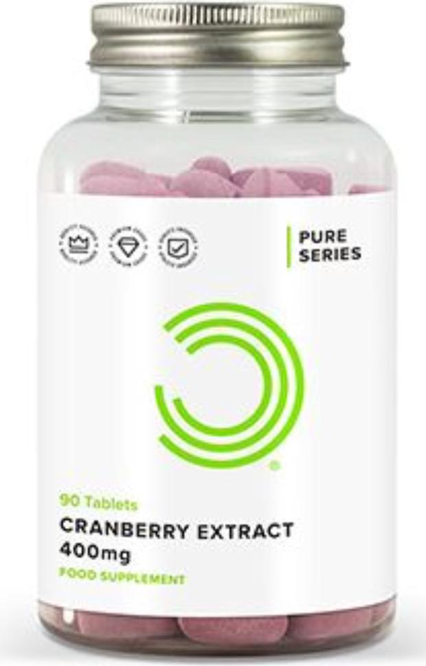 Отзыв на Cranberry-Extrakt Tabletten 400 mg из Интернет-Магазина Bulkpowders