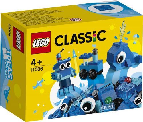 Отзыв на LEGO Classic 11006 Blaues Kreativ-Set из Интернет-Магазина Spiele Max