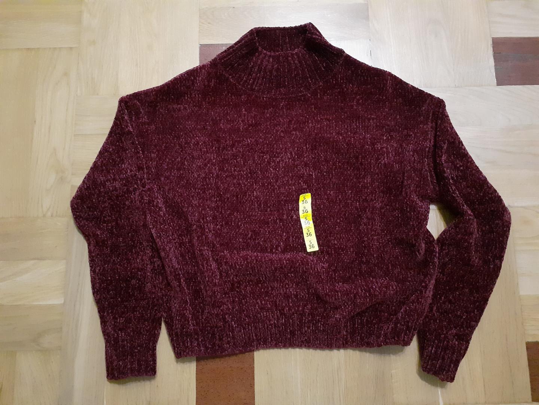 Отзыв на Пуловер с Синель из Интернет-Магазина PULLANDBEAR