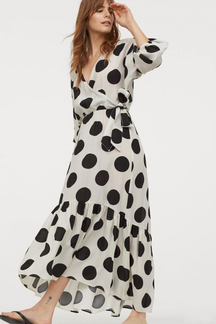 Отзыв на Платье с лиоцелла из Интернет-Магазина H&M