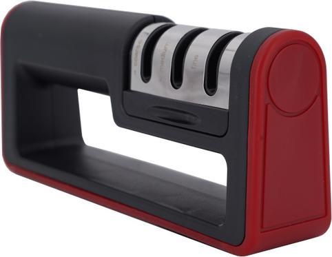 Отзыв на EANAGO Messer-Schleifer 3-stufiger Messer-Schärfer für Haushaltsmesser Schwarz из Интернет-Магазина Outlet46