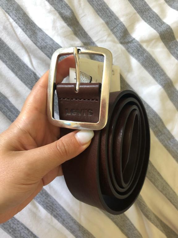 Отзыв на Tumbled Belt из Интернет-Магазина Levi's
