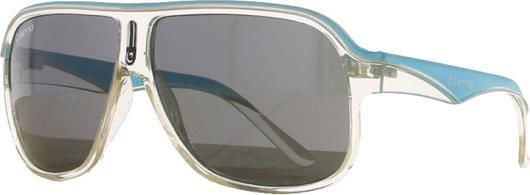 Отзыв на kma Sonnen-Brille schützende Racer-Brille Ski-Brille UV 400 Durchsichtig/Türkis/Schwarz из Интернет-Магазина Outlet46