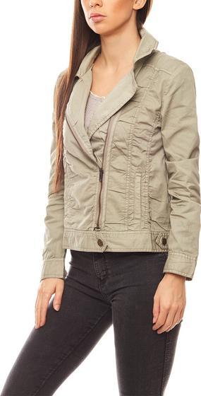 Отзыв на BOYSENS модные для женщин Короткая куртка в Байкер-Смотреть серая из Интернет-Магазина Outlet46
