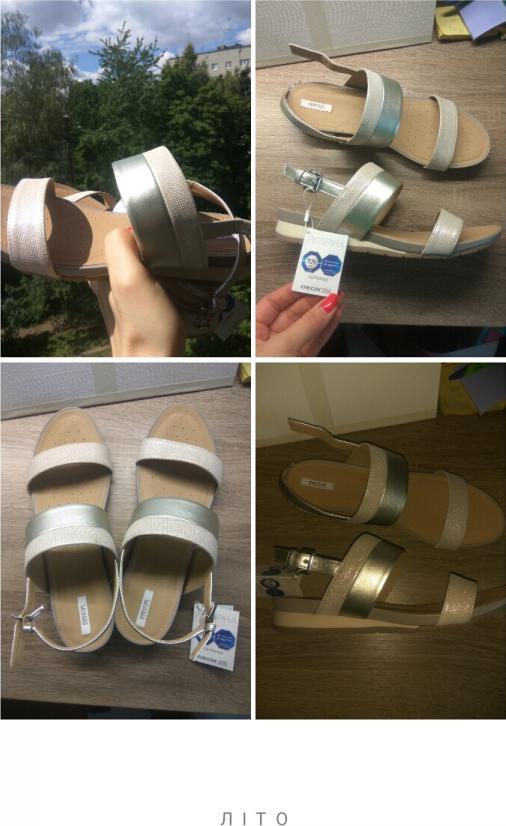 Отзыв на Geox-это Клин Пятки Сандалии благородный Pantoletten для женщин Сандалии с ремешком Формоза Обувь Серебро из Интернет-Магазина Outlet46