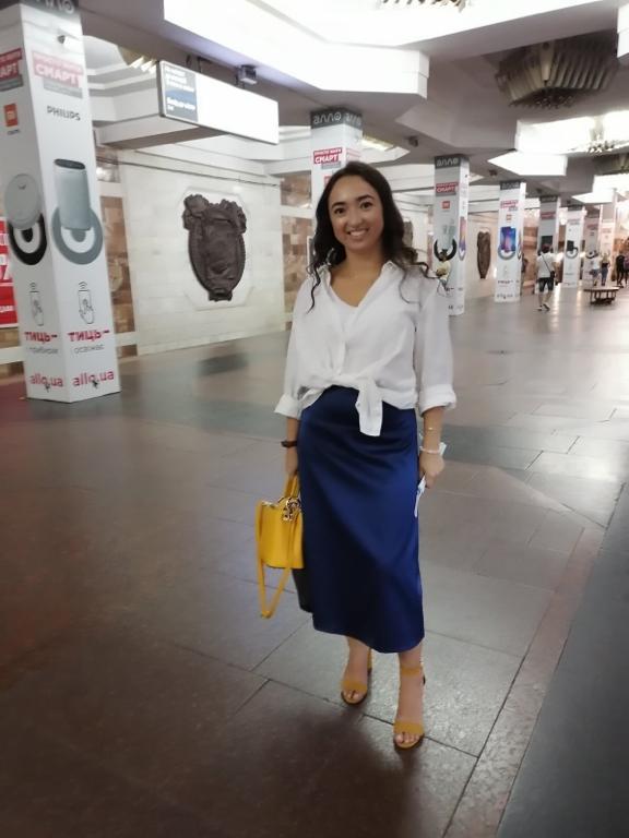 Отзыв на Рубашка льняные из Интернет-Магазина H&M