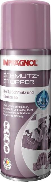 Отзыв на IMPRÄGNOL Schmutz-Stopper Imprägnierspray 200 ml из Интернет-Магазина Heitmann Hygiene