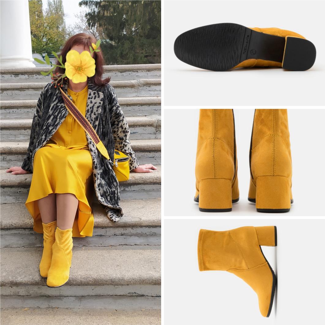 Отзыв на Tamaris BOOTS - Stiefelette из Интернет-Магазина Zalando