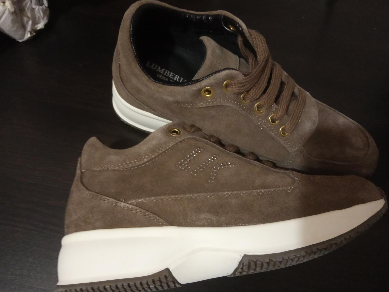 Отзыв на Leder-Sneakers