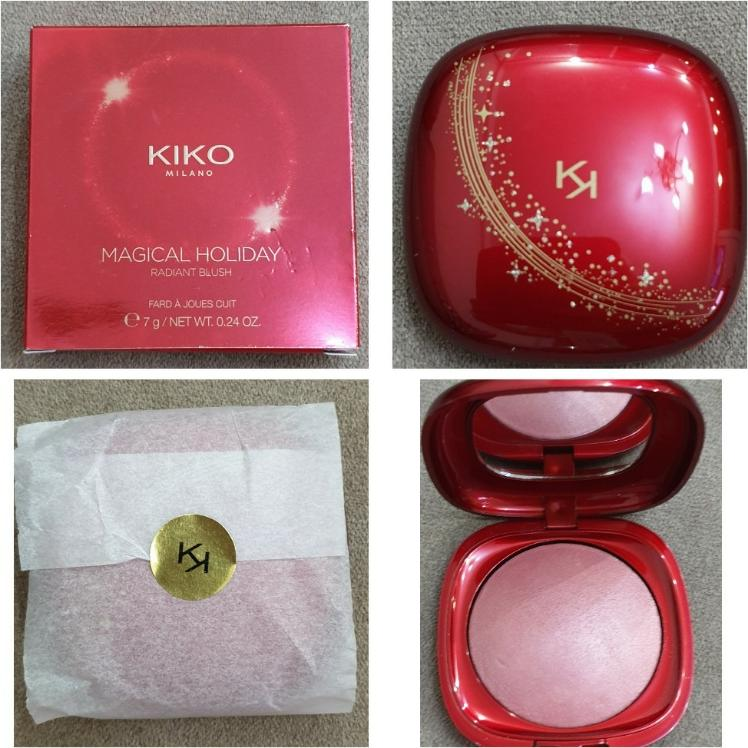 Отзыв на Magical Holiday Radiant Blush из Интернет-Магазина Kikocosmetics