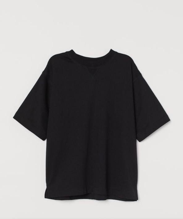 Отзыв на Kurzarm-Sweatshirt из Интернет-Магазина H&M