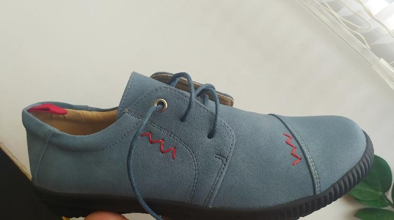 Отзыв на Кожаные кроссовки из Интернет-Магазина Mirapodo