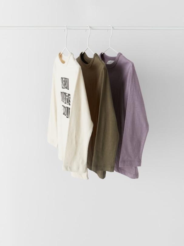 Отзыв на Набор из 3 регланов Zara 4,99 из Интернет-Магазина Zara