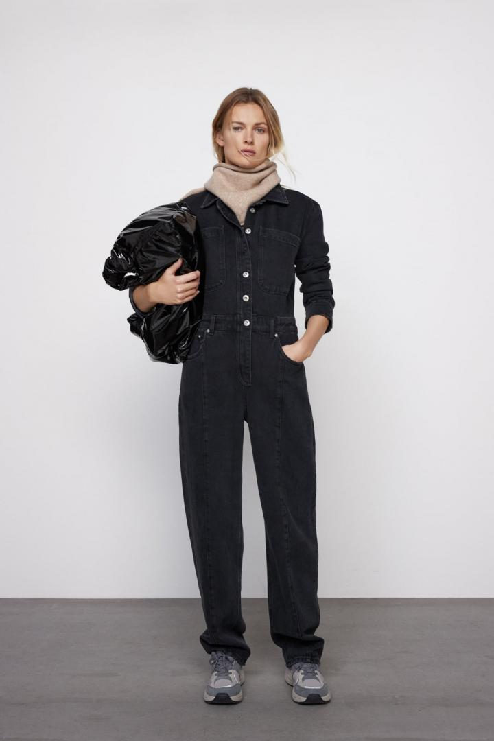 Отзыв на LANGER JEANS-OVERALL из Интернет-Магазина Zara