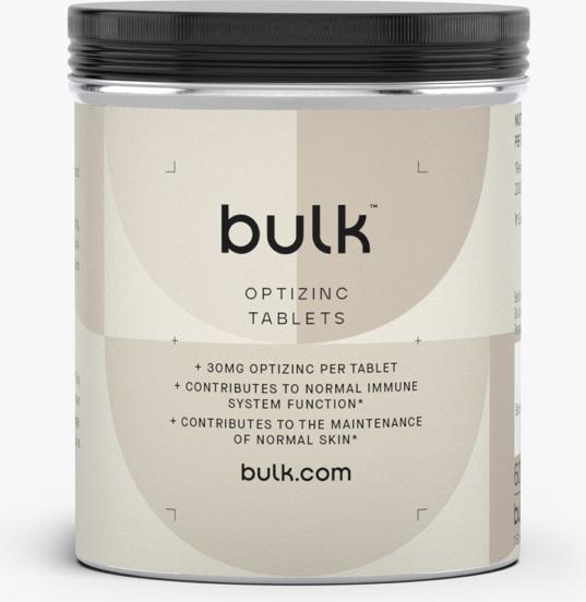 Отзыв на OptiZinc® Tabletten 30 mg из Интернет-Магазина Bulkpowders