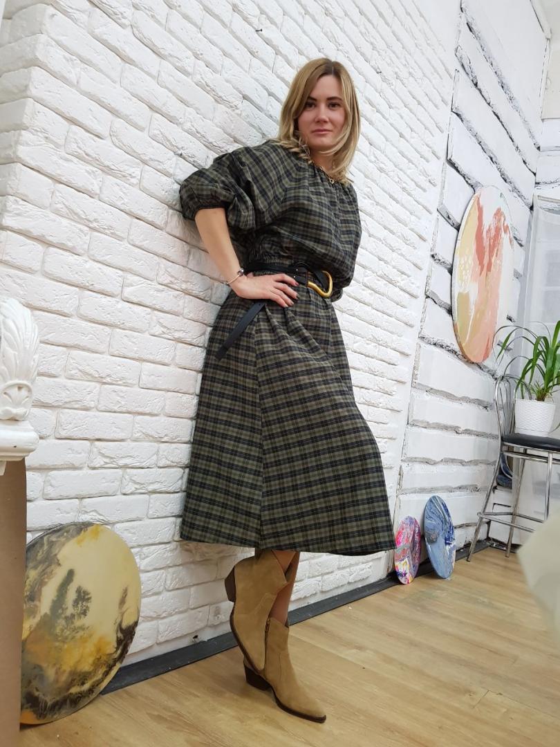 Отзыв на Платье с из Интернет-Магазина H&M