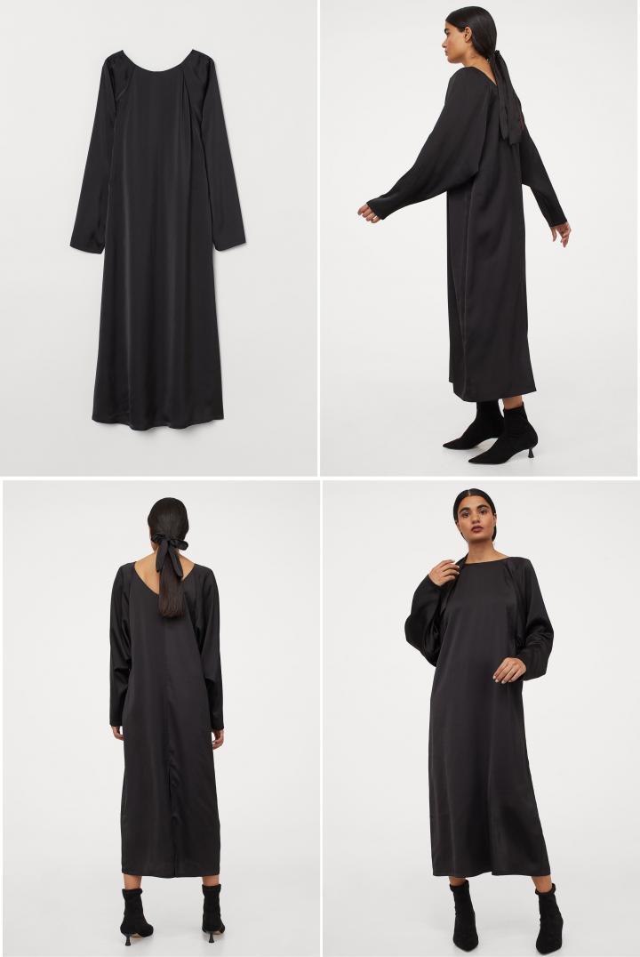 Отзыв на Платье из Интернет-Магазина H&M