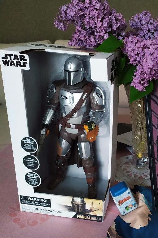 Отзыв на Star Wars из Интернет-Магазина shop disney