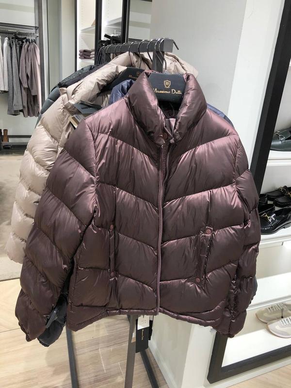 Отзыв на Стеганая куртка из Интернет-Магазина Massimo Dutti