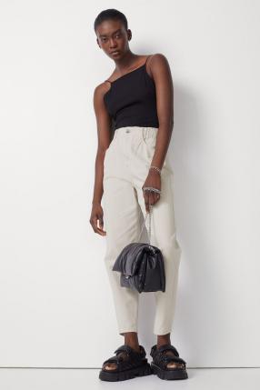 Отзыв на Брюки из твила высокая талия из Интернет-Магазина H&M