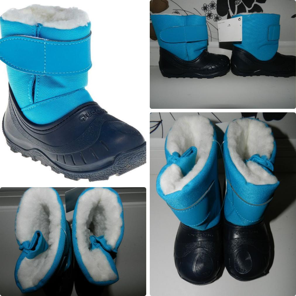 405677a1c Отзыв на Зимние сапоги Bibou детские QUECHUA из Интернет-Магазина Decathlon