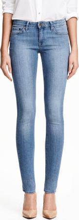 Отзыв на Супер джинсы узкие и заниженные из Интернет-Магазина H&M