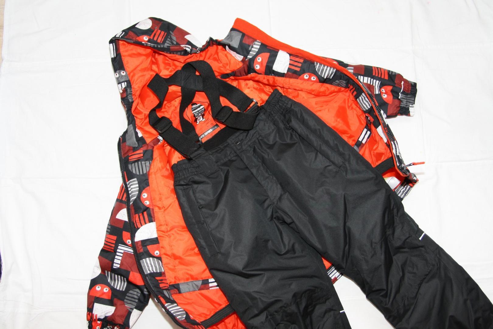 Отзыв на Лыжный костюм из Интернет-Магазина C&A