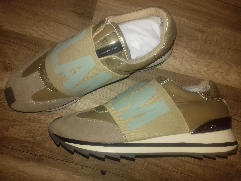 new concept 952df 55dce Отзыв на Fornarina SPEED для женщин сникерсы (обувь) из ...
